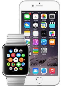 a0a1ee342fd Apple Watch and iPhone 6 - App Simulator